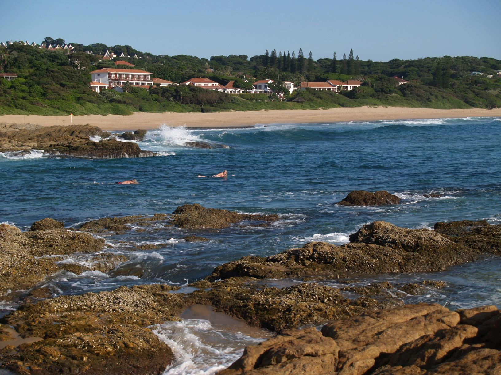 Pumula and Umzumbe on the KZN South Coast