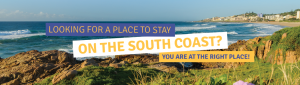 Accommodation on the South Coast of KZN