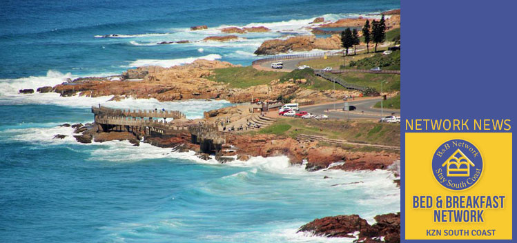 KZN South Coast beaches awarded with Blue Flag Status 2018/9