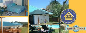 Oslo Beach Lodge - Accommodation South Coast