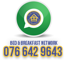 WhatsApp Us the B&B Network