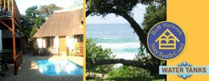 Emerald Cove - Shelly Beach Accommodation South Coast