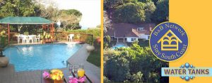 Mdoni House - Umtentweni Accommodation South Coast KZN